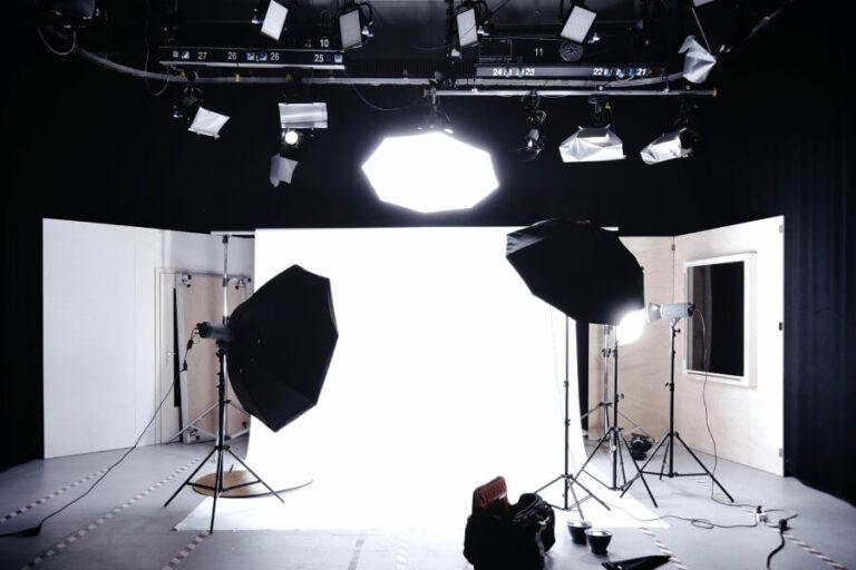 fotostudio belichtung