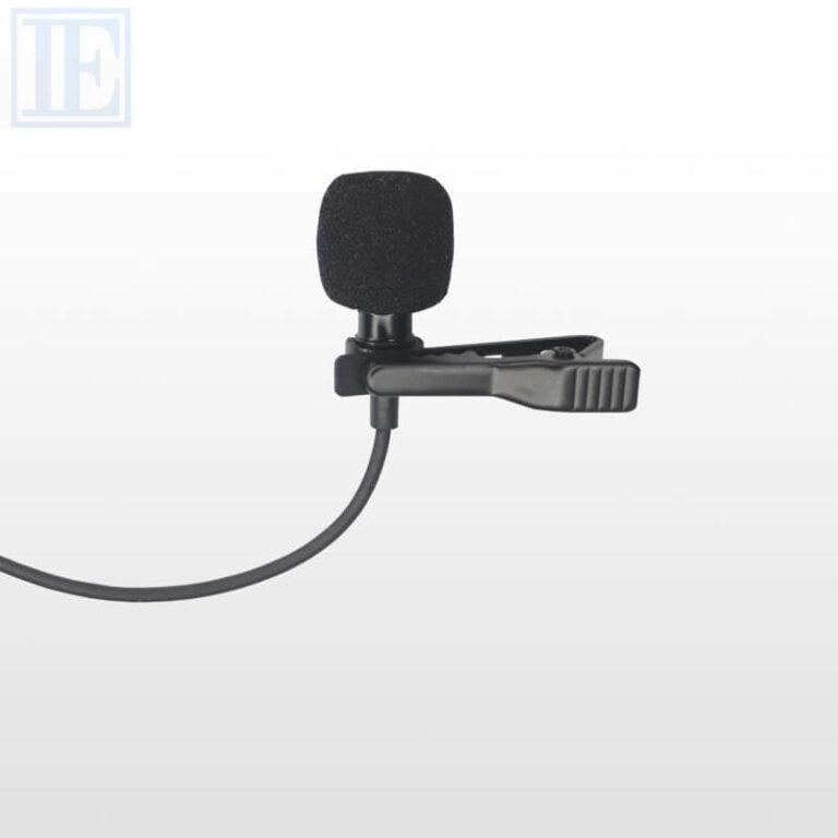 externes lavalier mikrofon